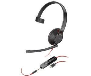Poly - Plantronics Headset C5200 USB C Mono