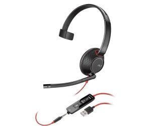 Poly - Plantronics Headset C5200 USB Mono