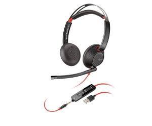 Poly - Plantronics Headset C5220 USB Stereo