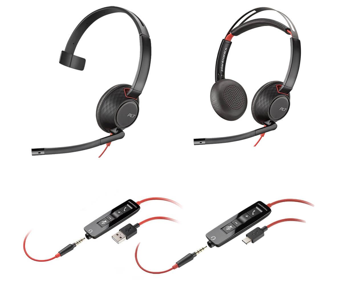 Poly Plantronics 5200 Series Headset