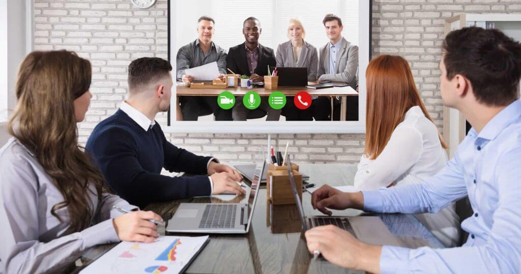 Video Conferencing Studio