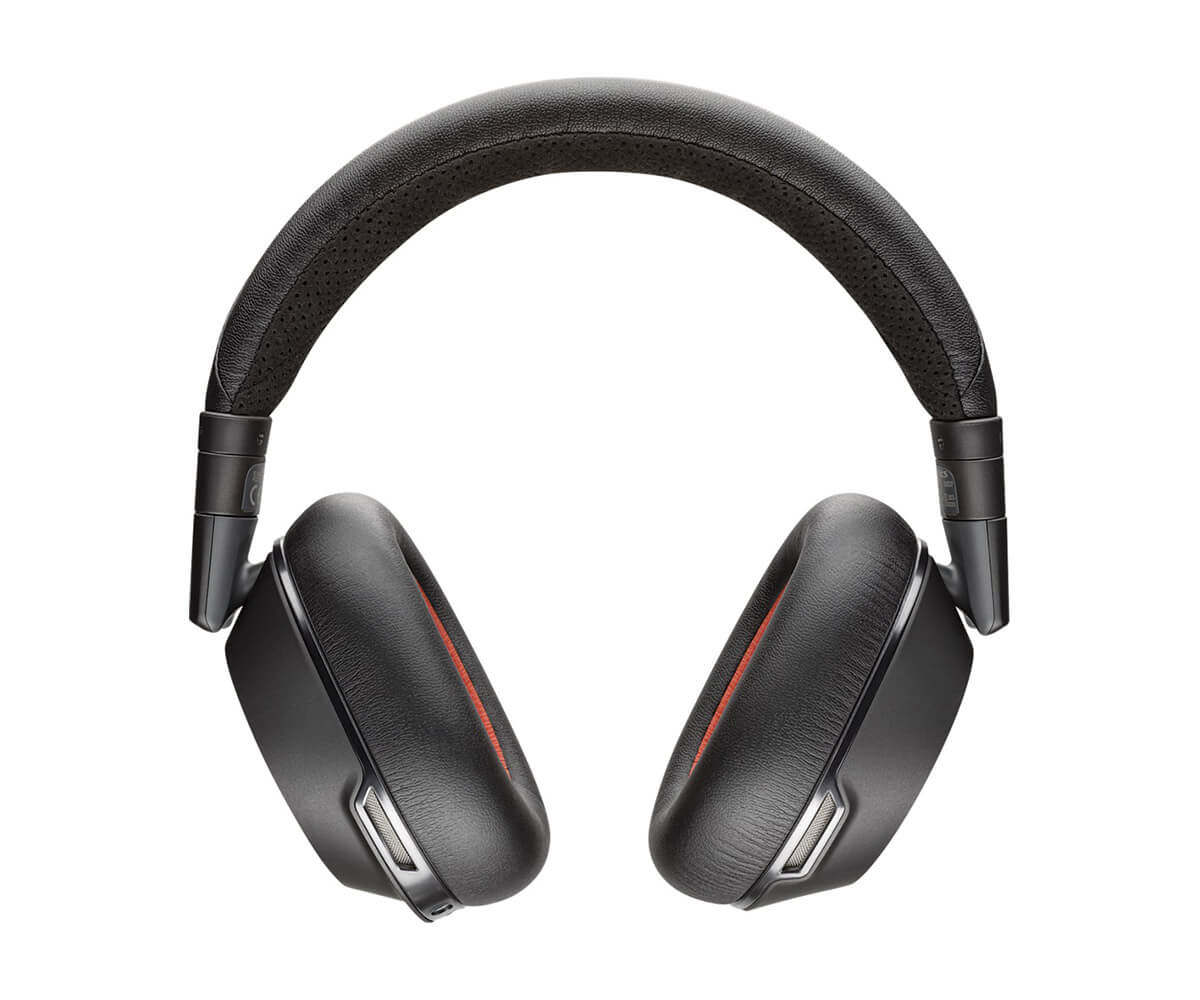 Plantronics Voyager 8200 UC Stereo On-Ear Noise Cancelling Bluetooth Headset with Mic