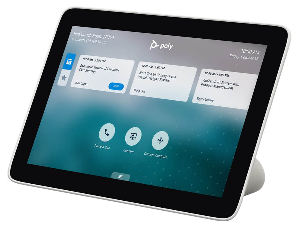 Poly TC8 Touch Panel