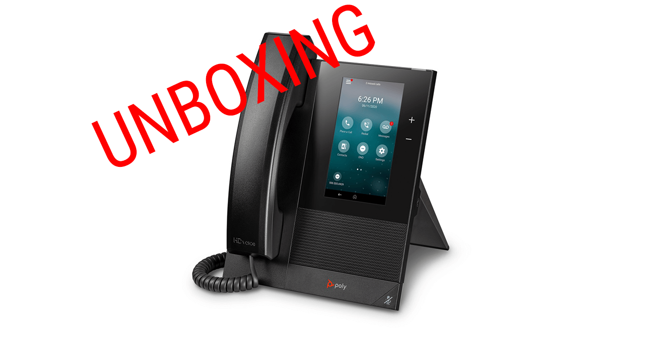 Poly CCX 400 VoiP Phone